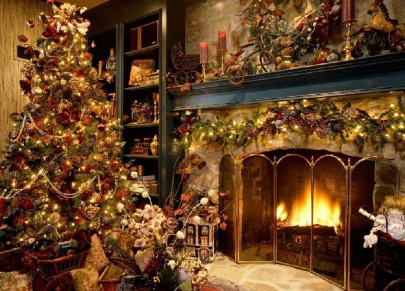 Nhiều phong tục Giáng sinh độc đáo trên trái đất vẫn đang được duy trì một trong số đó là phong tục ném giày