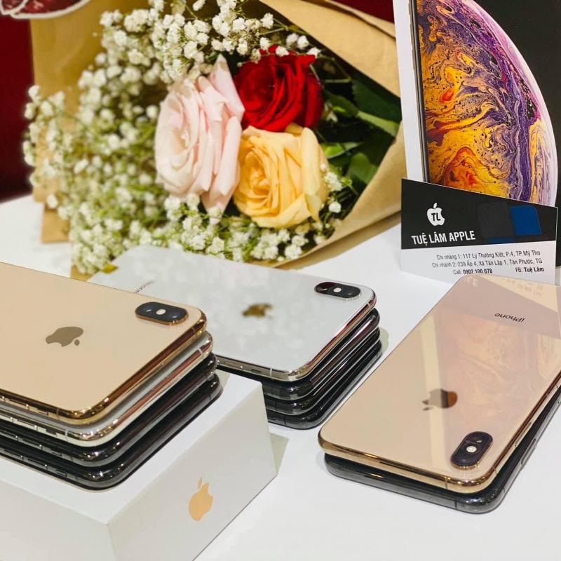 iPhone bản quốc tế Mỹ được bán tại Tuệ Lâm Apple