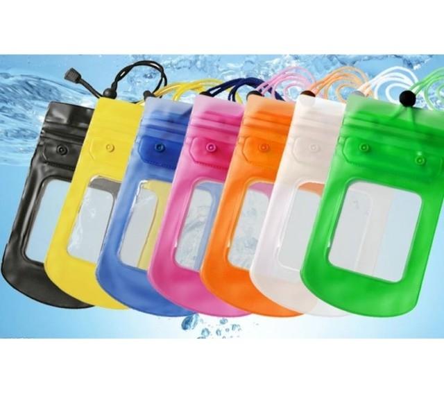 Túi chống nước dành cho điện thoại.