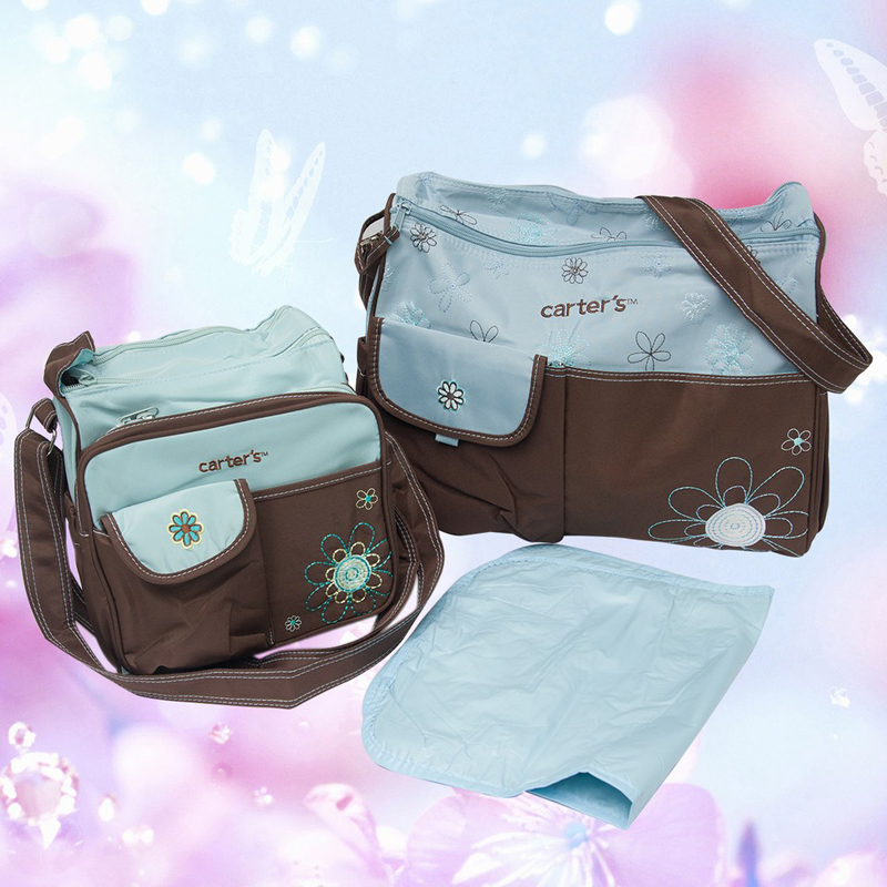 Những chiếc túi đựng đồ cho mẹ và bé được thiết kế thuận tiện