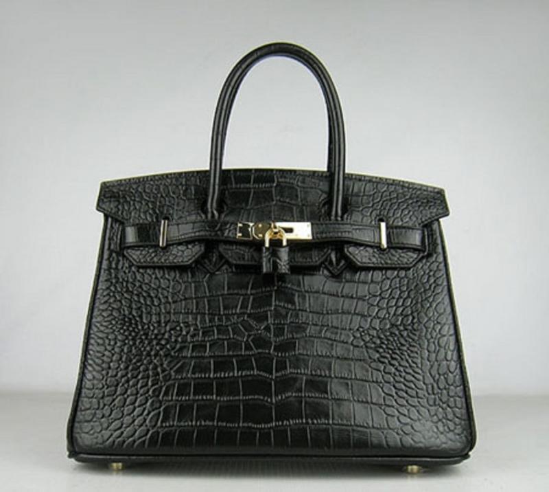 Túi Hermes Birkin đen có giá: 64.800 USD