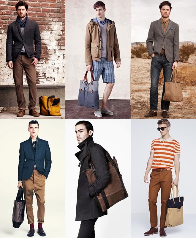Túi Tote là một item cực hot cho những chàng trai theo đuổi phong cách năng động, cá tính