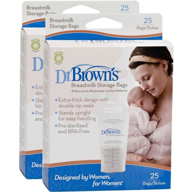 Túi trữ sữa Dr.Browns