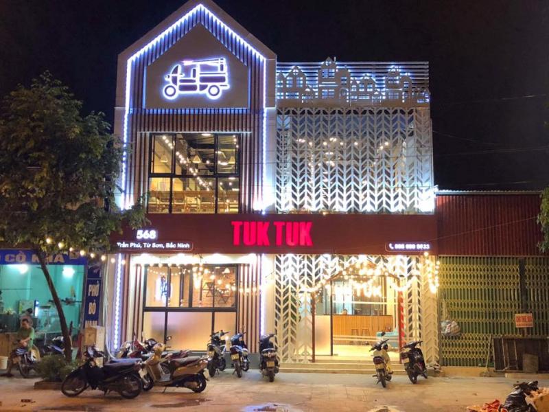 TukTuk Từ Sơn - Lẩu nướng Thái Lan