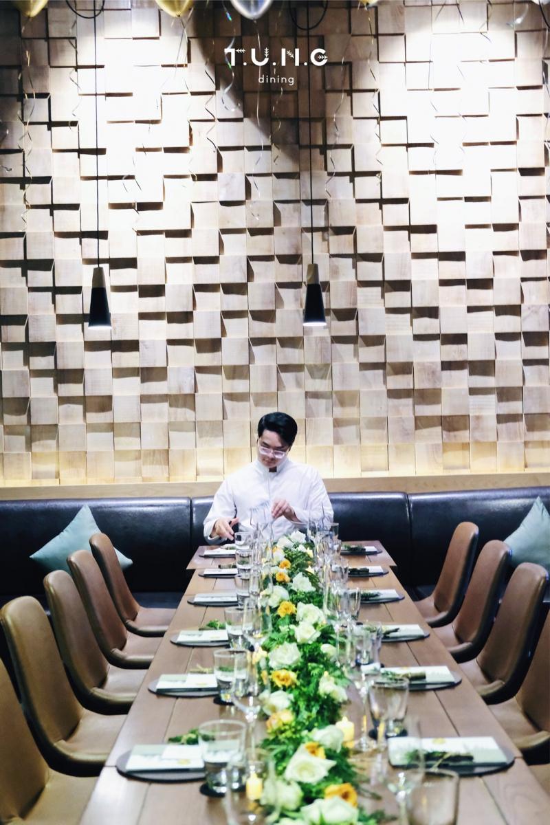TUNG dining