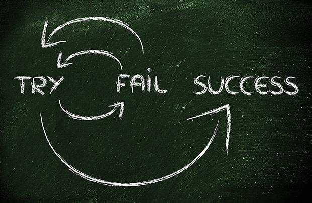 Tuổi 25 - Dám thử thách, chấp nhận thất bại