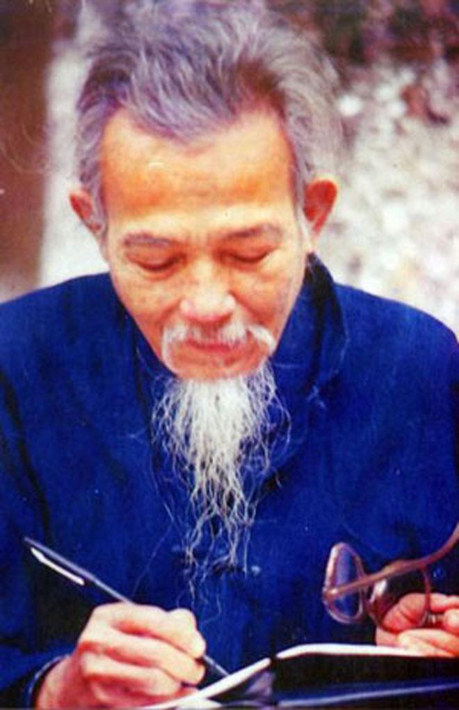 Nhà văn, nhà thơ Phùng Quán