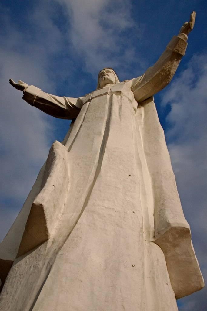 Tượng chúa Kito Vua ở Guanajuato – Mexico