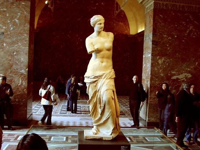 Tượng thần Vệ Nữ thành Milo