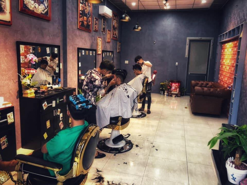 TURBO Barbershop