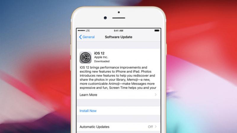 Luôn cập nhật iOS mới nhất