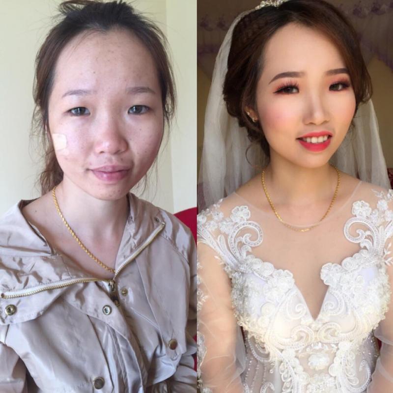 Tuyến Siro Make Up (Nhat Wedding)