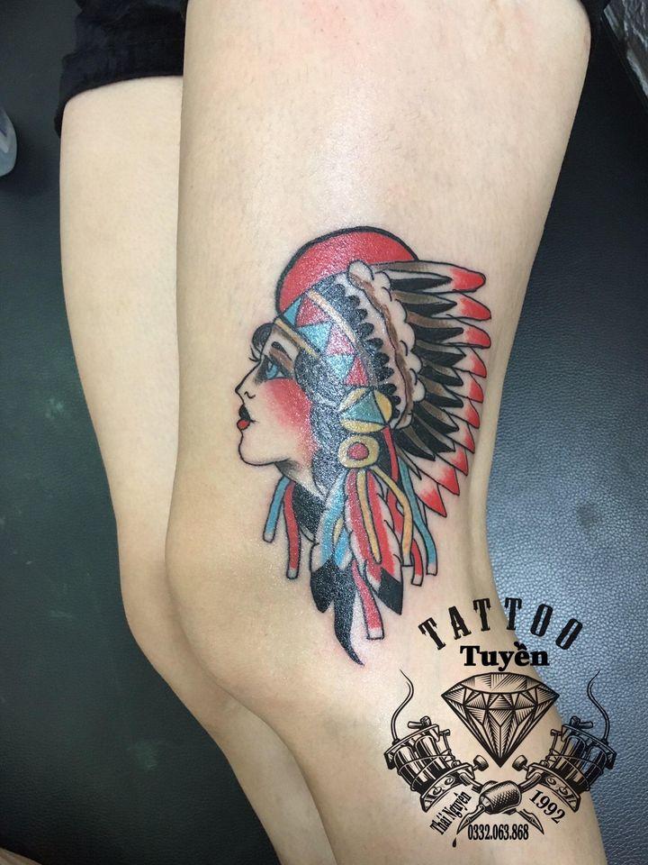 Tuyền Tattoo