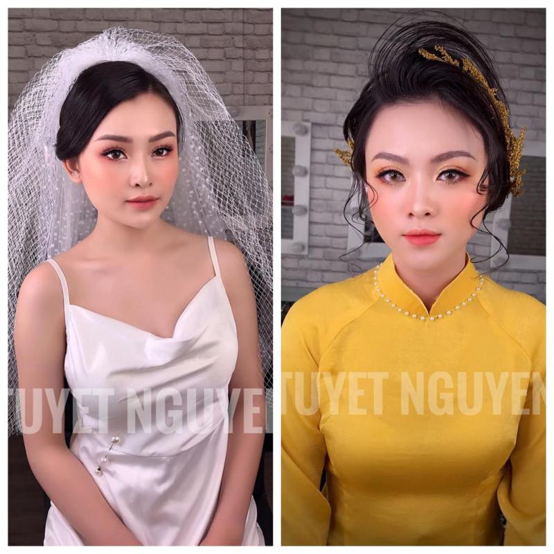 Tuyết Nguyễn Make Up