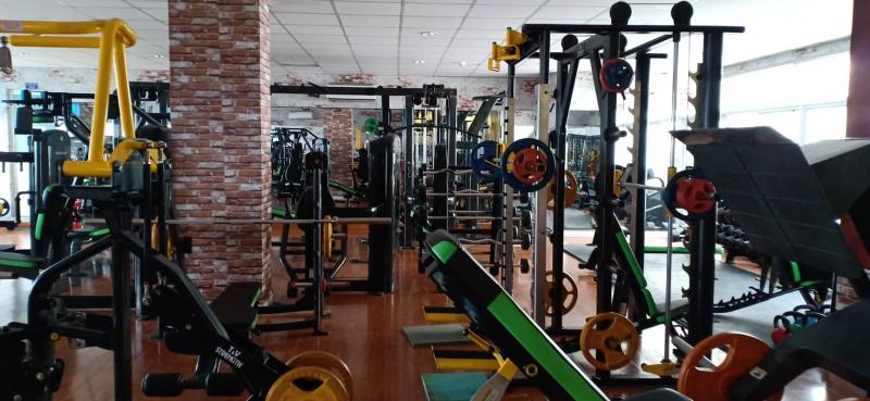 Phòng tập gym chuyên nghiệp và hiện đại