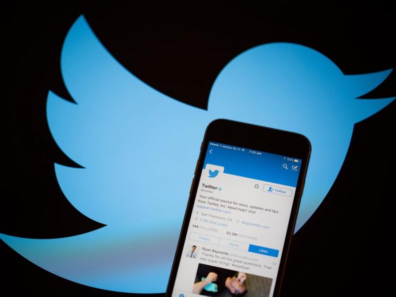 Con chim màu xanh là biểu tượng đại diện cho mạng xã hội Twitter