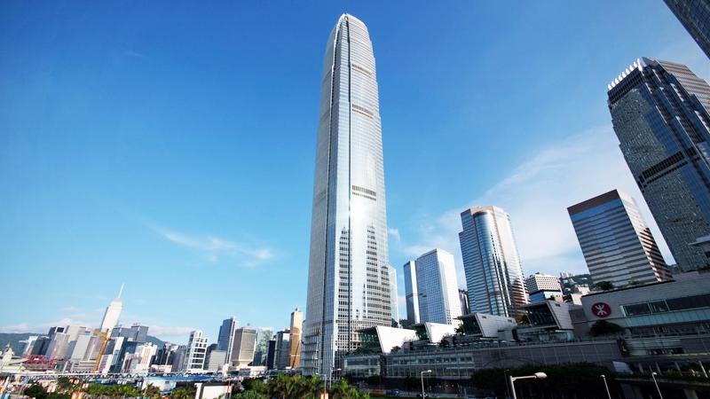Two International Finance Center, Hong Kong