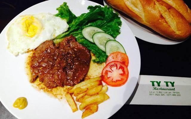 Ẩm Thực Miền Trung của Ty Ty Restaurant