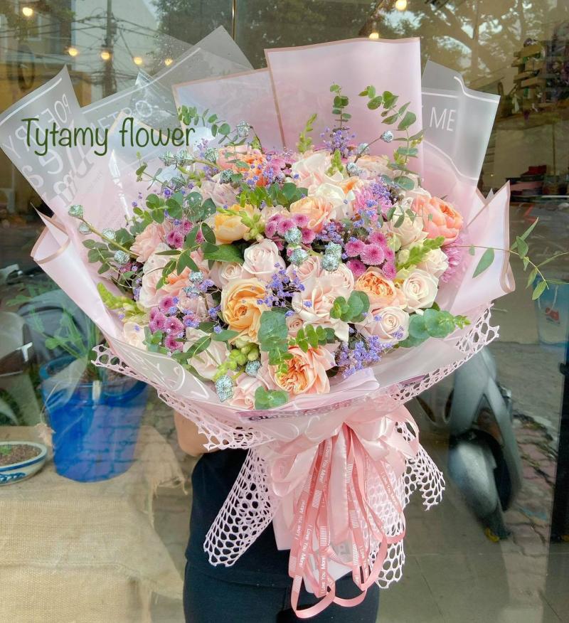 Top 7 cửa hàng bán hoa tươi đẹp nhất tại TP. Vũng Tàu