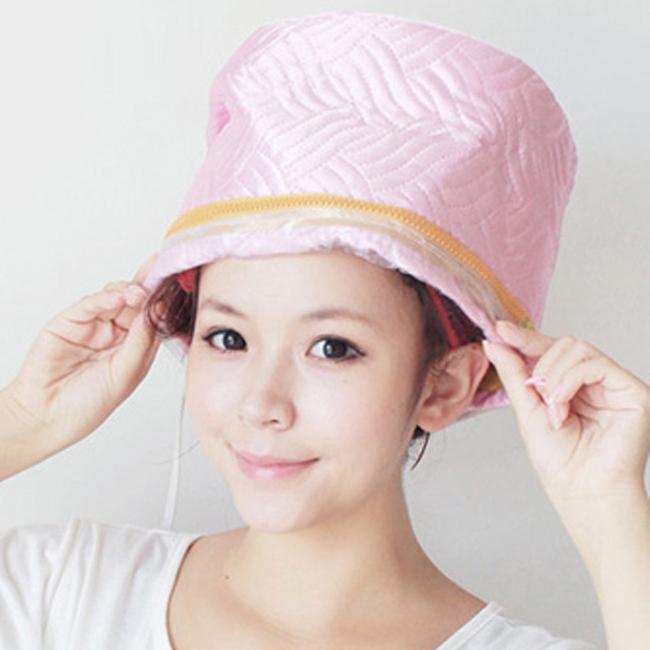 Một chiếc mũ hấp tóc không quá đắt đỏ
