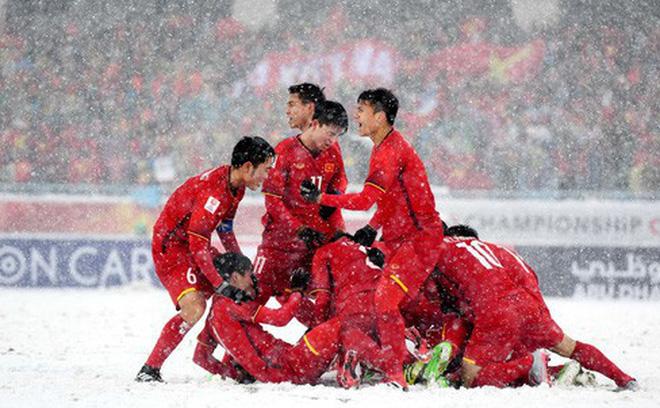 U23 Việt Nam làm nên kỳ tích tại Thường Châu, Trung Quốc
