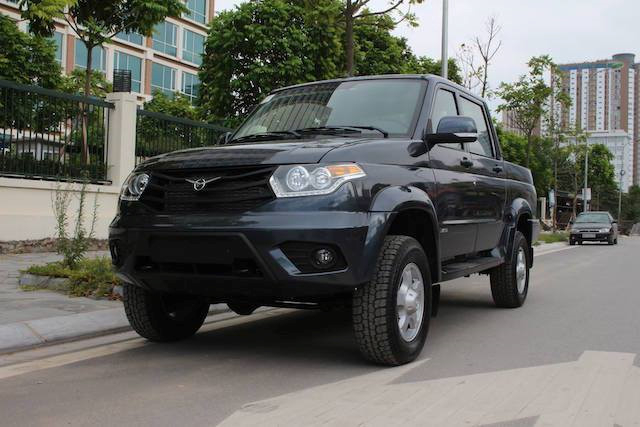 UAZ Patriot Pickup