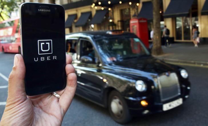 Uber mua lại OTTO
