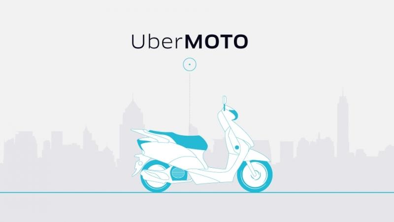 Uber tặng 30.000 mỗi chuyến UberX hoặc UberMOTO