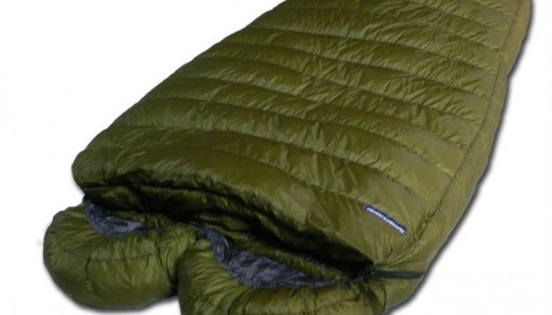 Mẫu túi ngủ cho phượt thủ