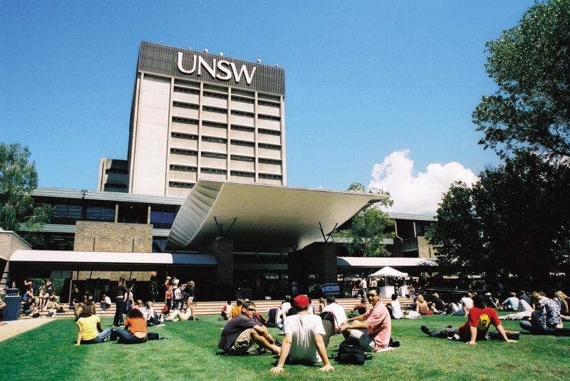 Khuôn viên Đại học UNSW