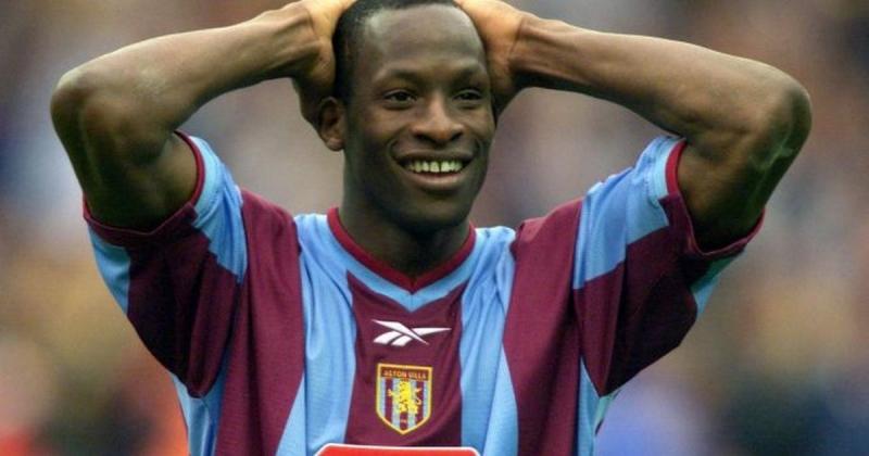 Ugo Ehiogu thi đấu cho Aston Villa