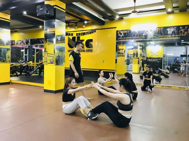UKC Fitness Thái Nguyên