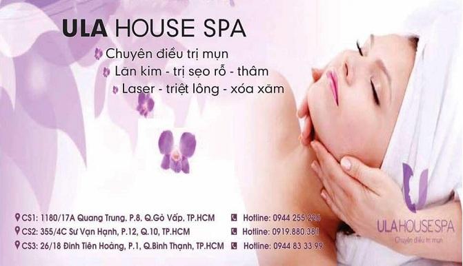 Ula House Spa
