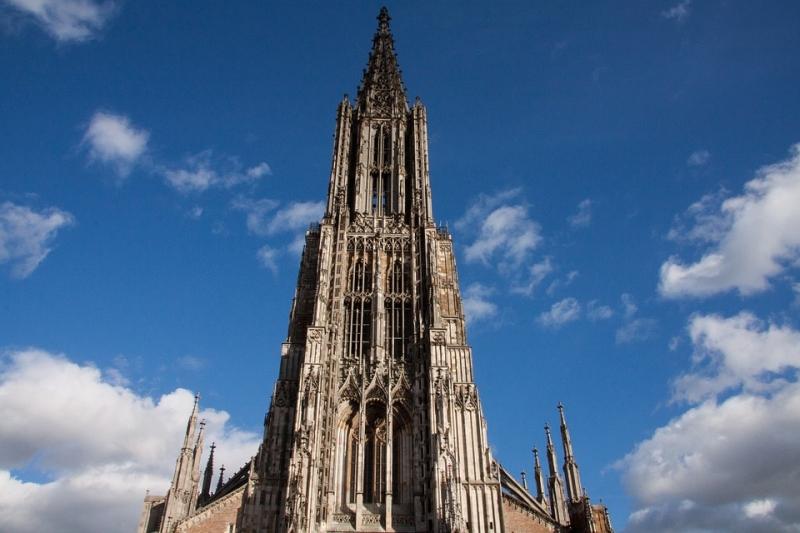 Ulm Minster, Ulm, Đức