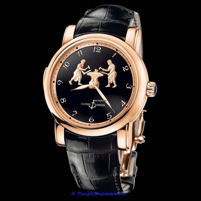Một mẫu đồng hồ của Ulysse Nardin