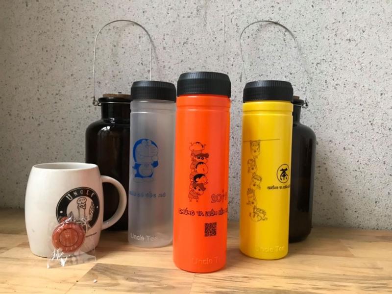Quán Uncle Tea