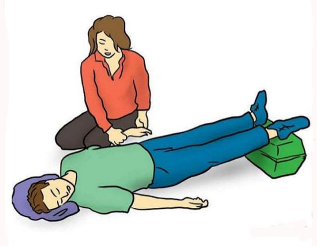 Ứng cứu người bị bất tỉnh, ngất