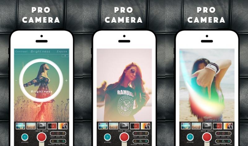 Ứng dụng ProCamera