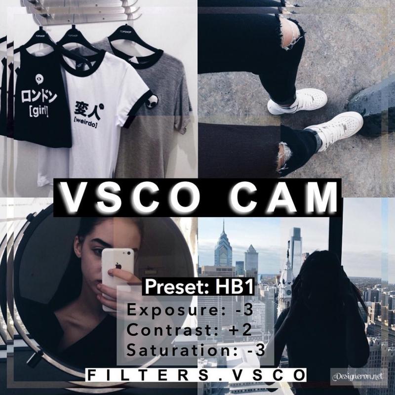 VSCO - ứng dụng chụp ảnh chuyên nghiệp phổ biến nhất