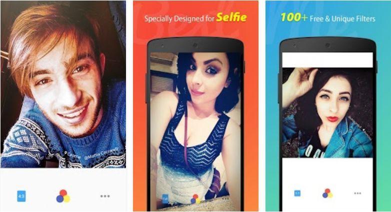 Ứng dụng BestMe Selfie Camera