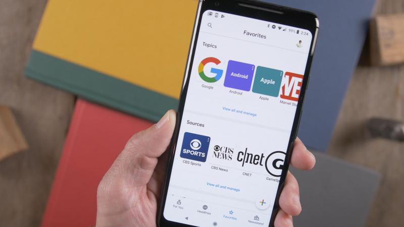 Ứng dụng Google News
