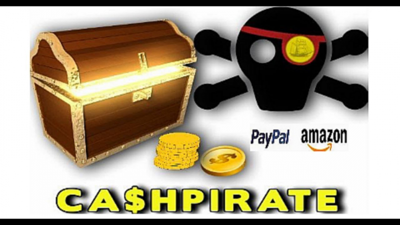 Kiếm tiền với Cashpirate