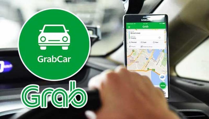 Ứng dụng gọi xe GRAB
