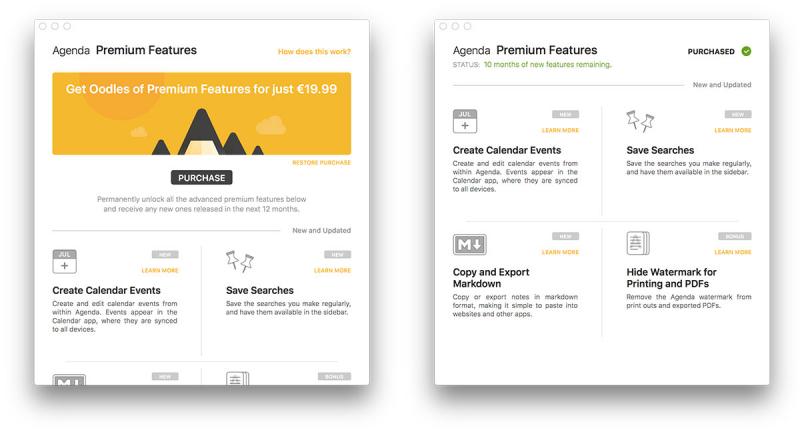 Agenda - Ứng dụng lịch và ghi chú