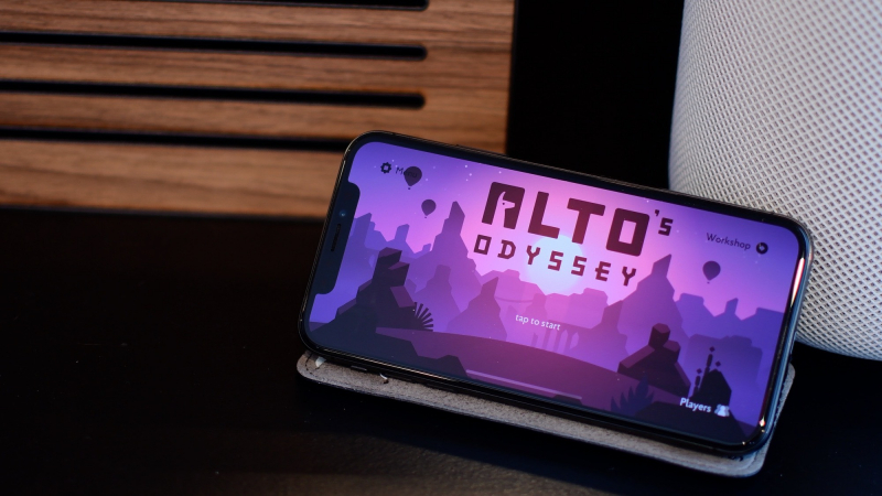 Alto's Odyssey – Game đi cảnh
