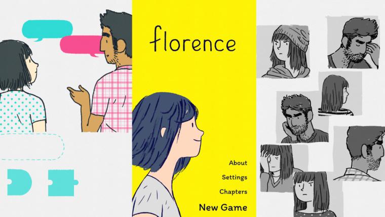 Florence – Ứng dụng kể chuyện tương tác