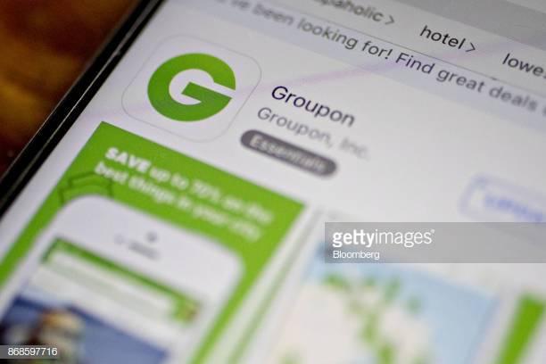 Groupon giúp người dùng săn các deal giảm giá