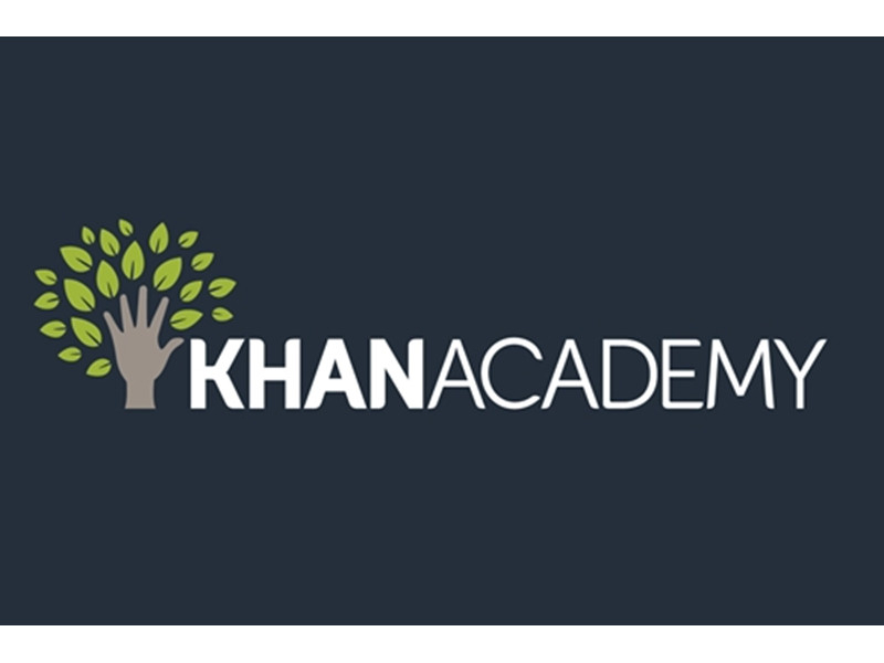 Giao diện ứng dụng Khan Academy