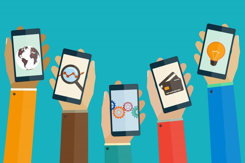 Các ứng dụng thông minh ngày càng phổ biến trên smartphones giúp người dùng tối ưu hóa công việc hơn bao giờ hết