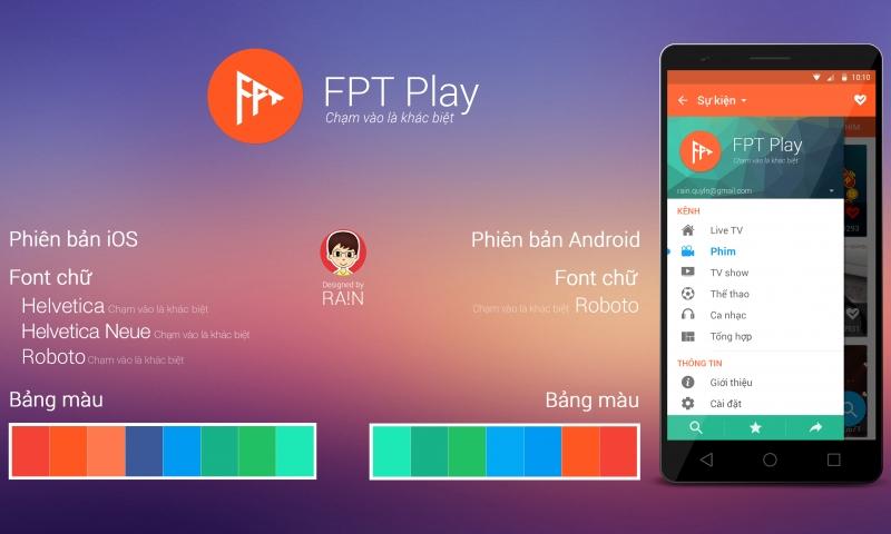 FPT Play là một trong những ứng dụng xem tivi trên android miễn phí tốt nhất hiện nay